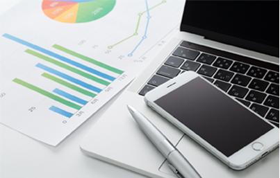 複雑な経理事務を整理し定型業務化。経営サポートサービスで本業に集中できる体制を。